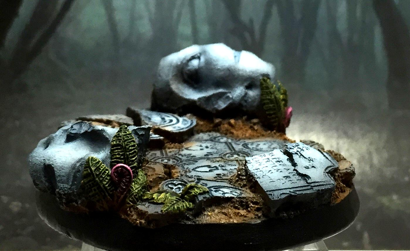 Base, Ruins, Elven Witch Base