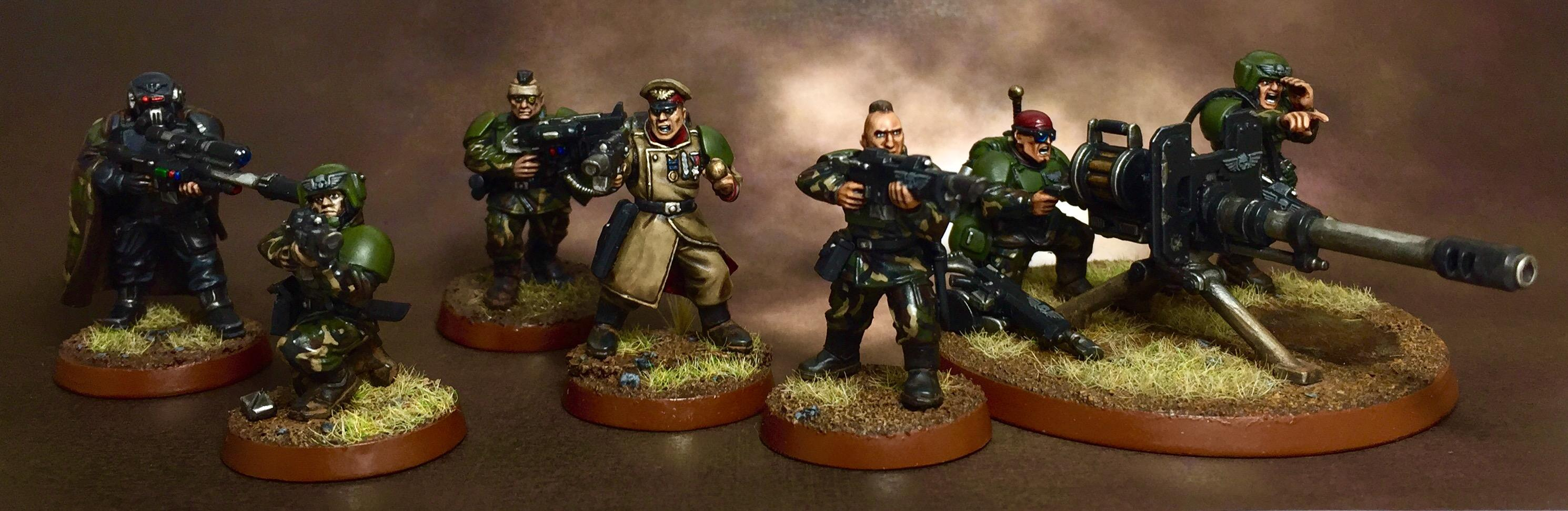 Camouflage, Guard, Imperial, Kill, Team
