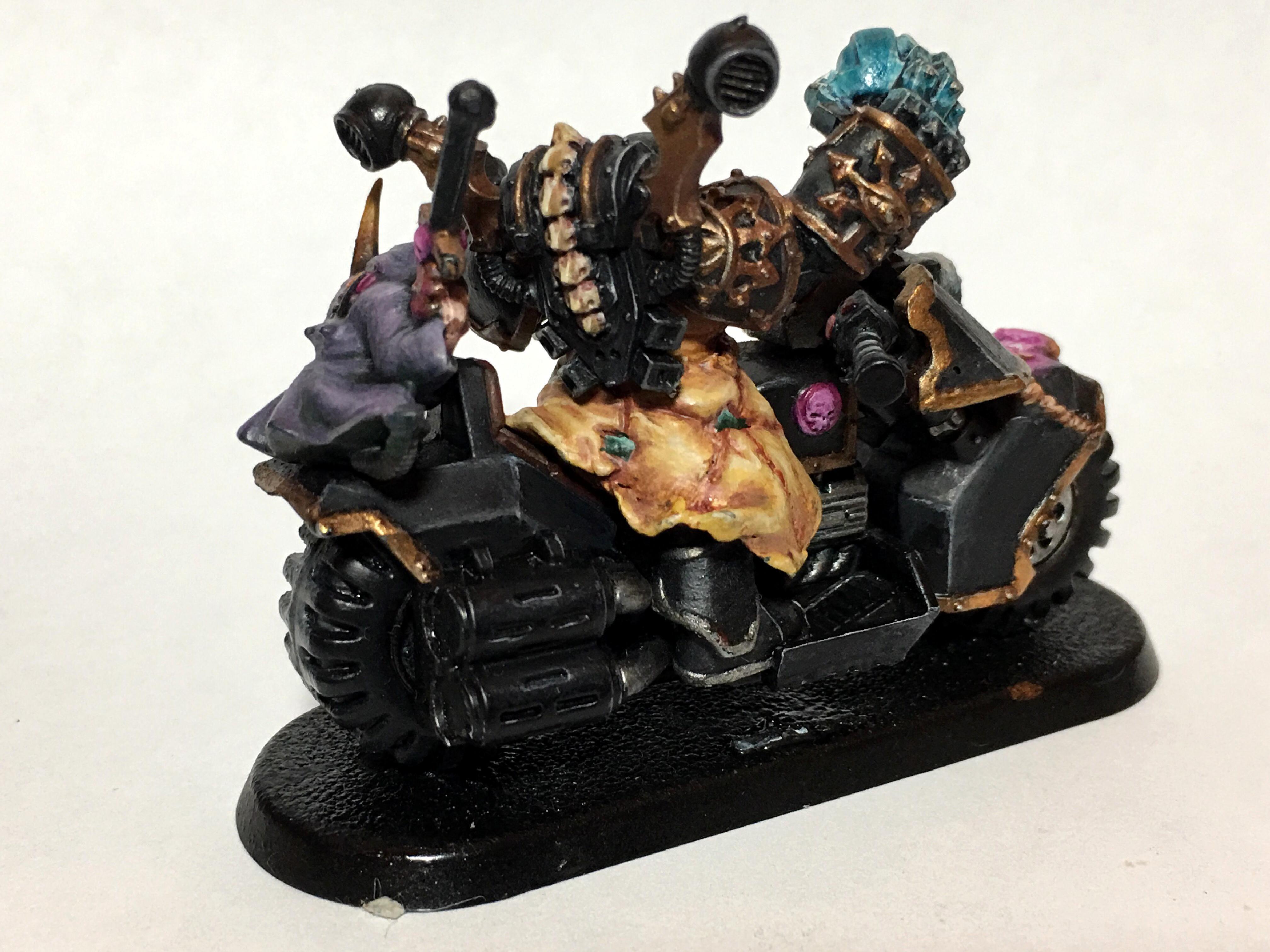 Black Legion, Chaos Space Marines, Cyclopea Cabal