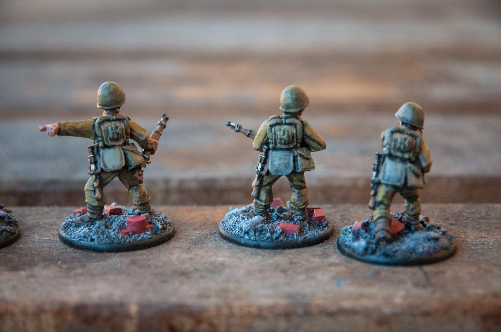Bolt Action, Infantry, Poland