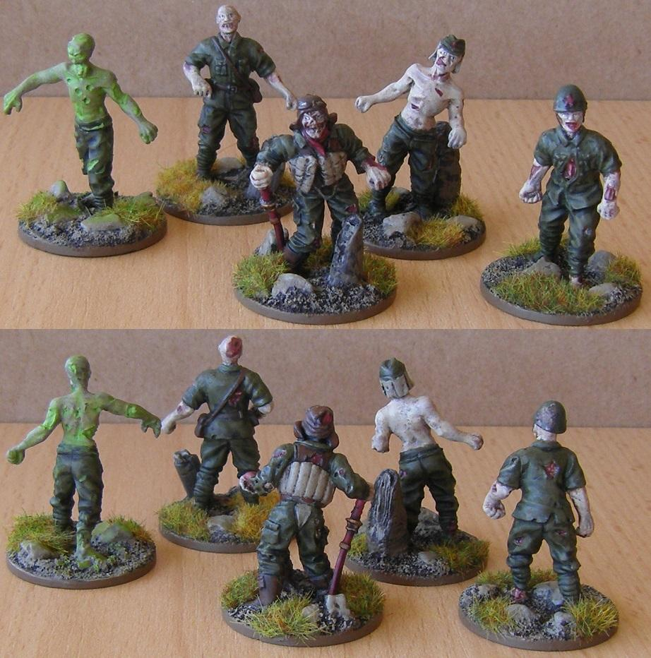 Even More Feral Ghouls