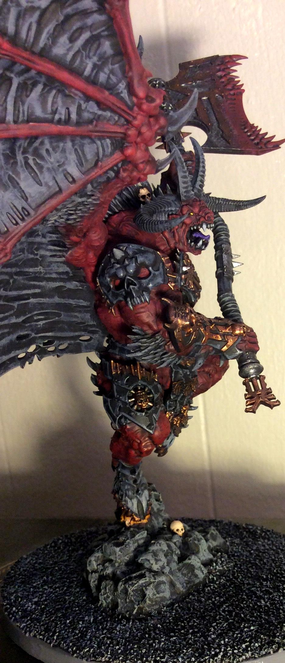 Bloodthirster, Chaos, Khorne