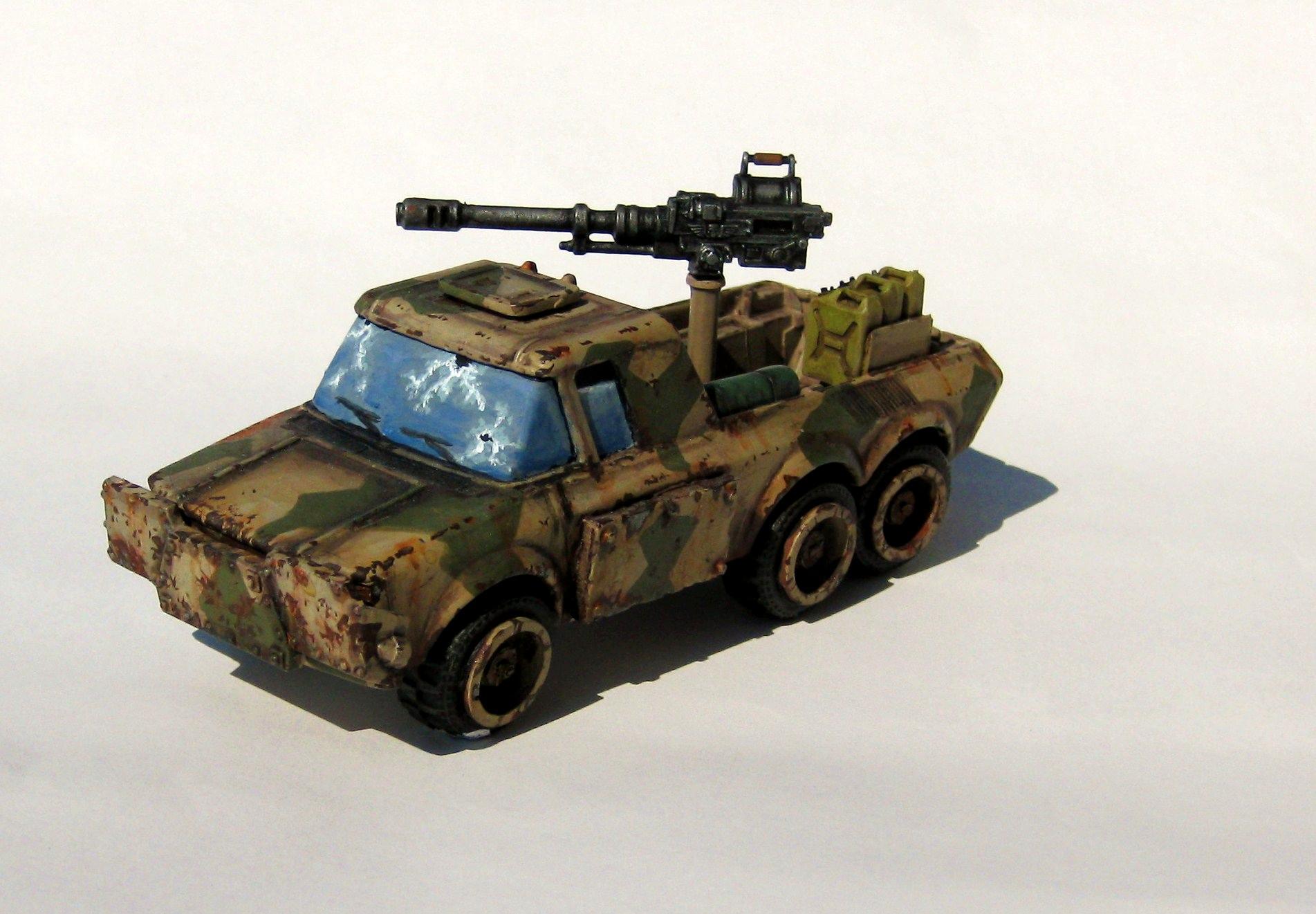 Raider Guntruck