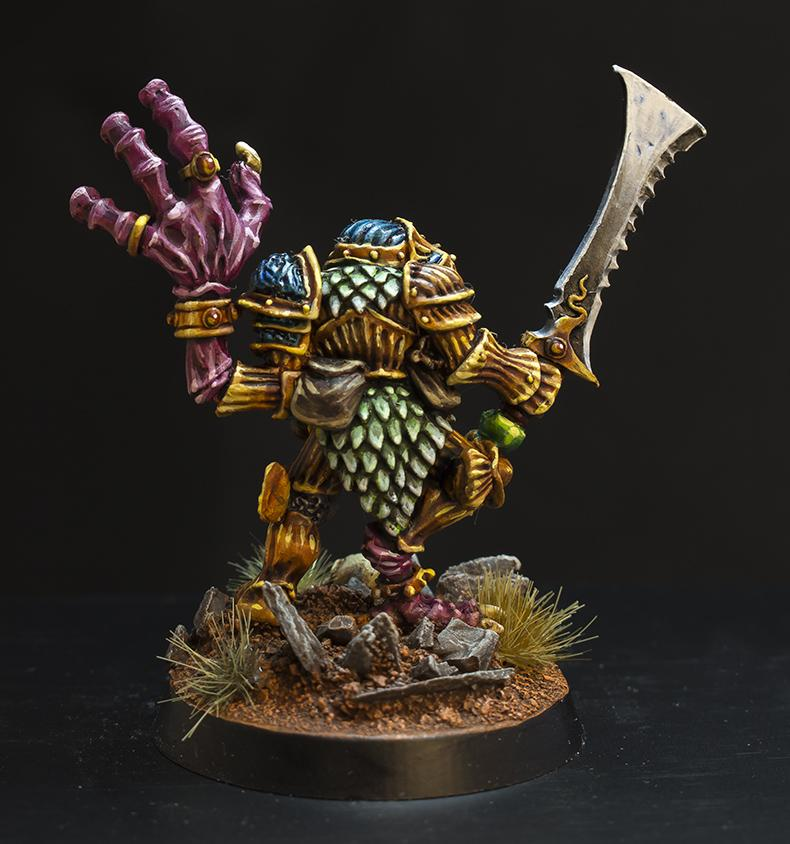 Champion, Chaos, Classic, Oldhammer, Realm Of Chaos, Tzeentch