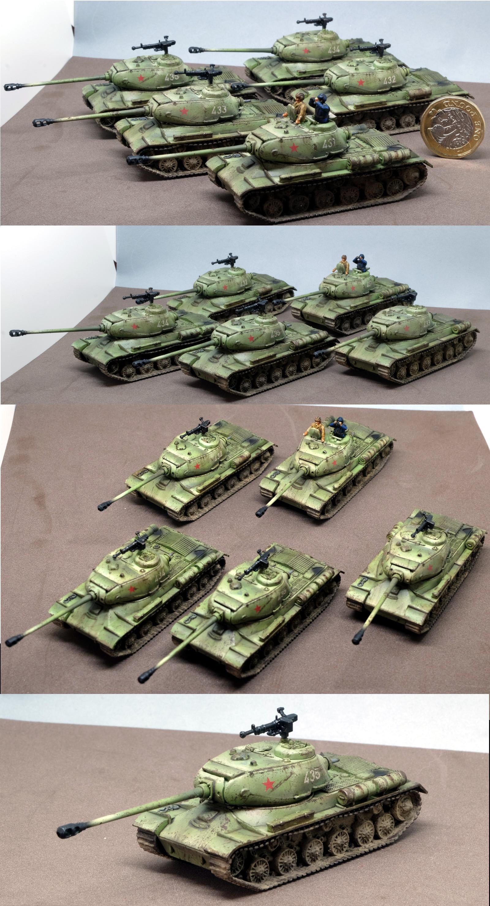 Flames Of War, Is-2, Is2, Soviet