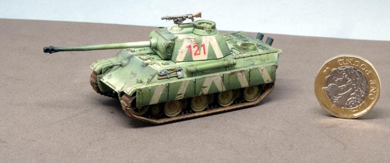 1/100, Flames Of War, Germans, Historical, Panther