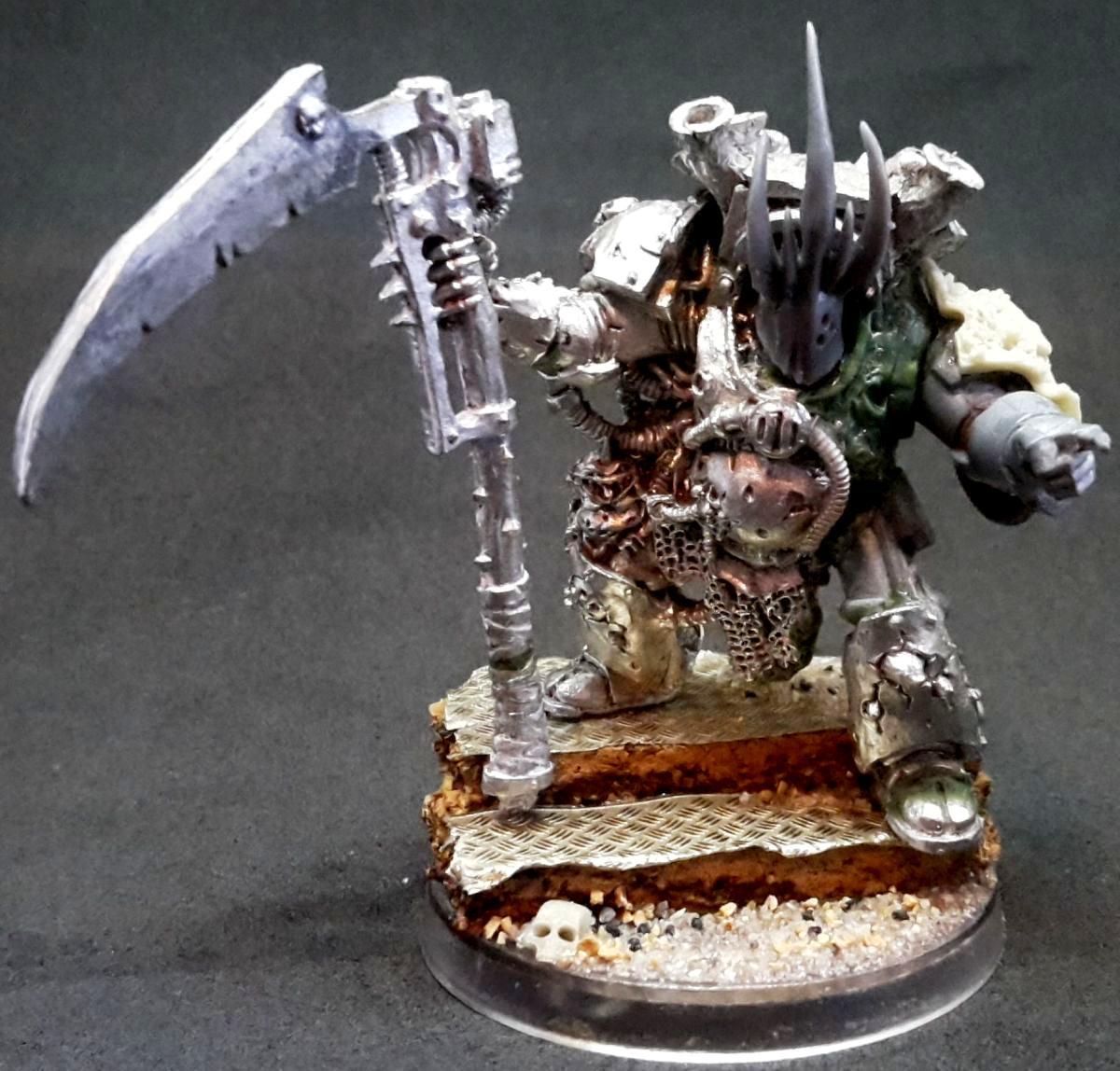 Nurgle Death Guard Wip Conversion