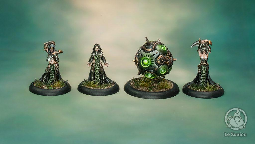 Cryx, Privateer Press, Warcaster, Warmachine