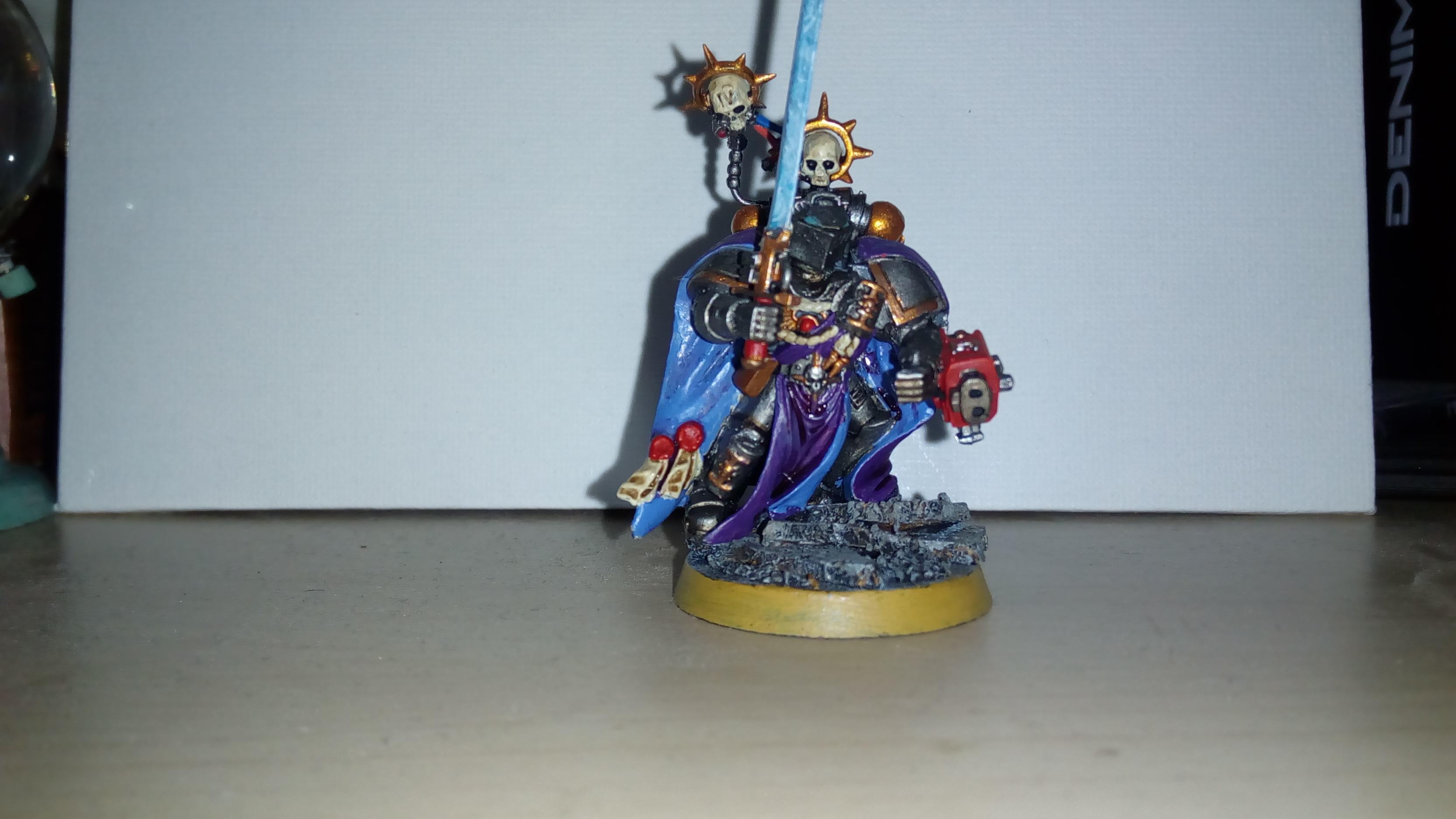 Conversion, Imperium, Inquisitor