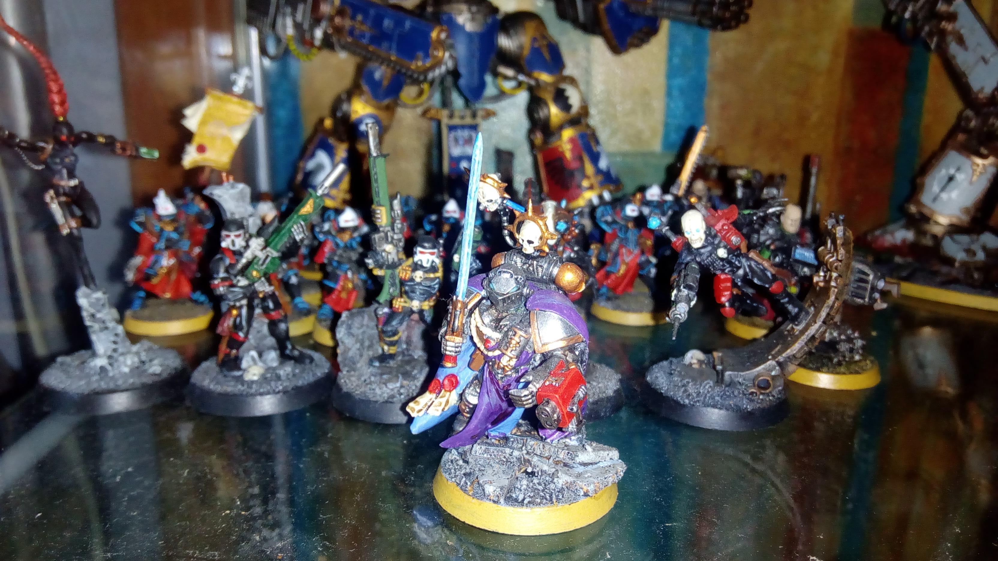 Assassins, Imperium, Inquisitor