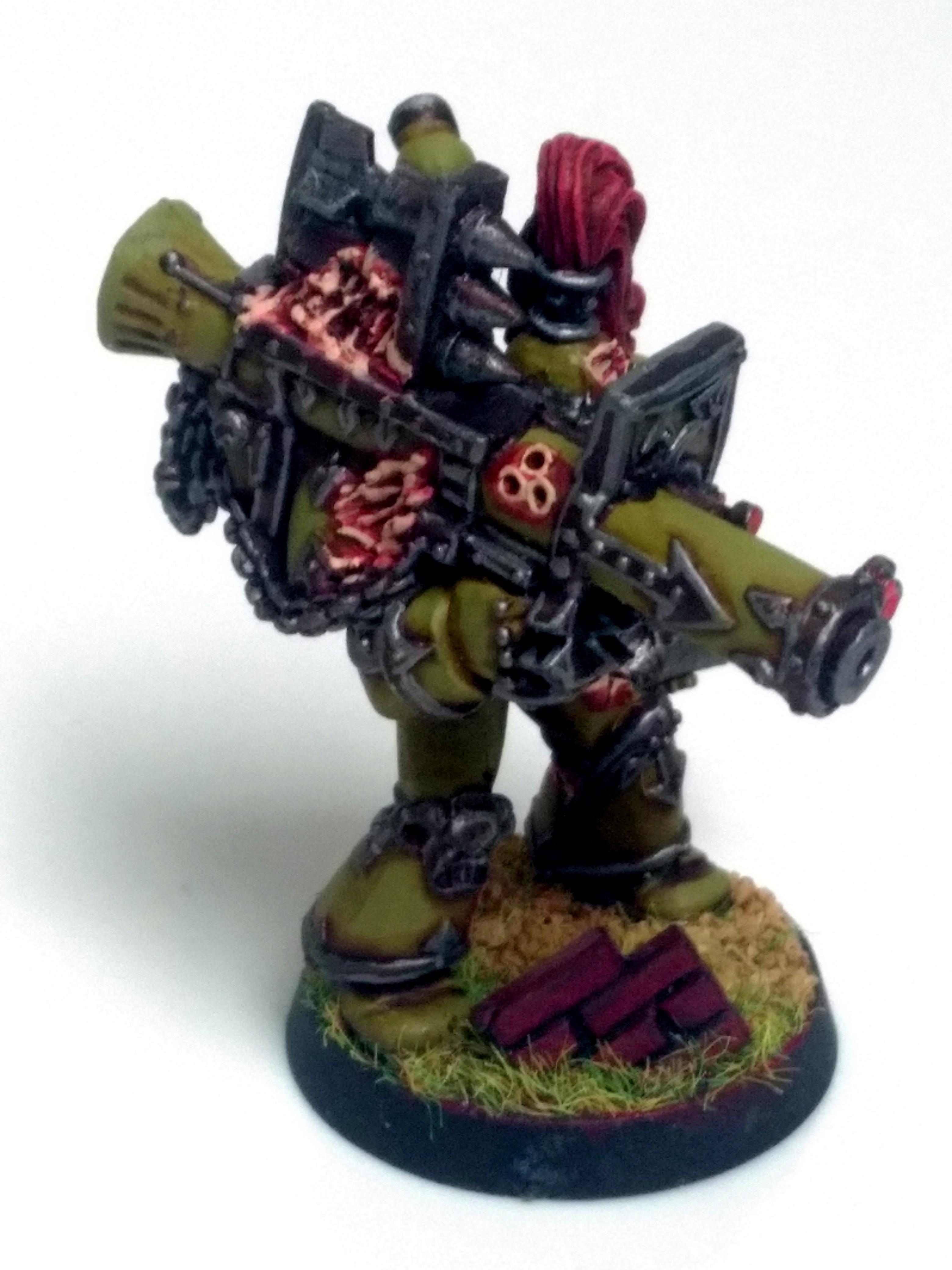 Death Guard, Havoc
