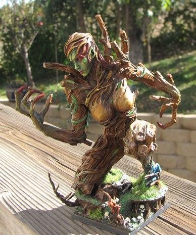 Ent, Female, Treeman