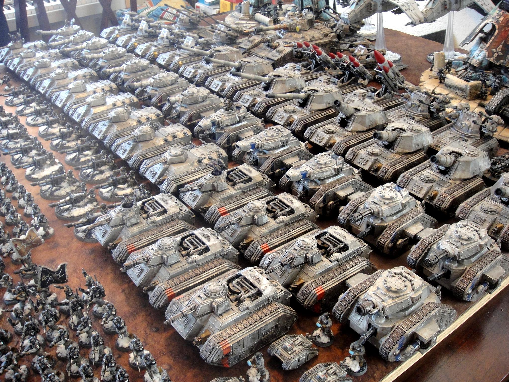 Astra Militarum, Imperial Guard, Infantry, Titan, Vehicle