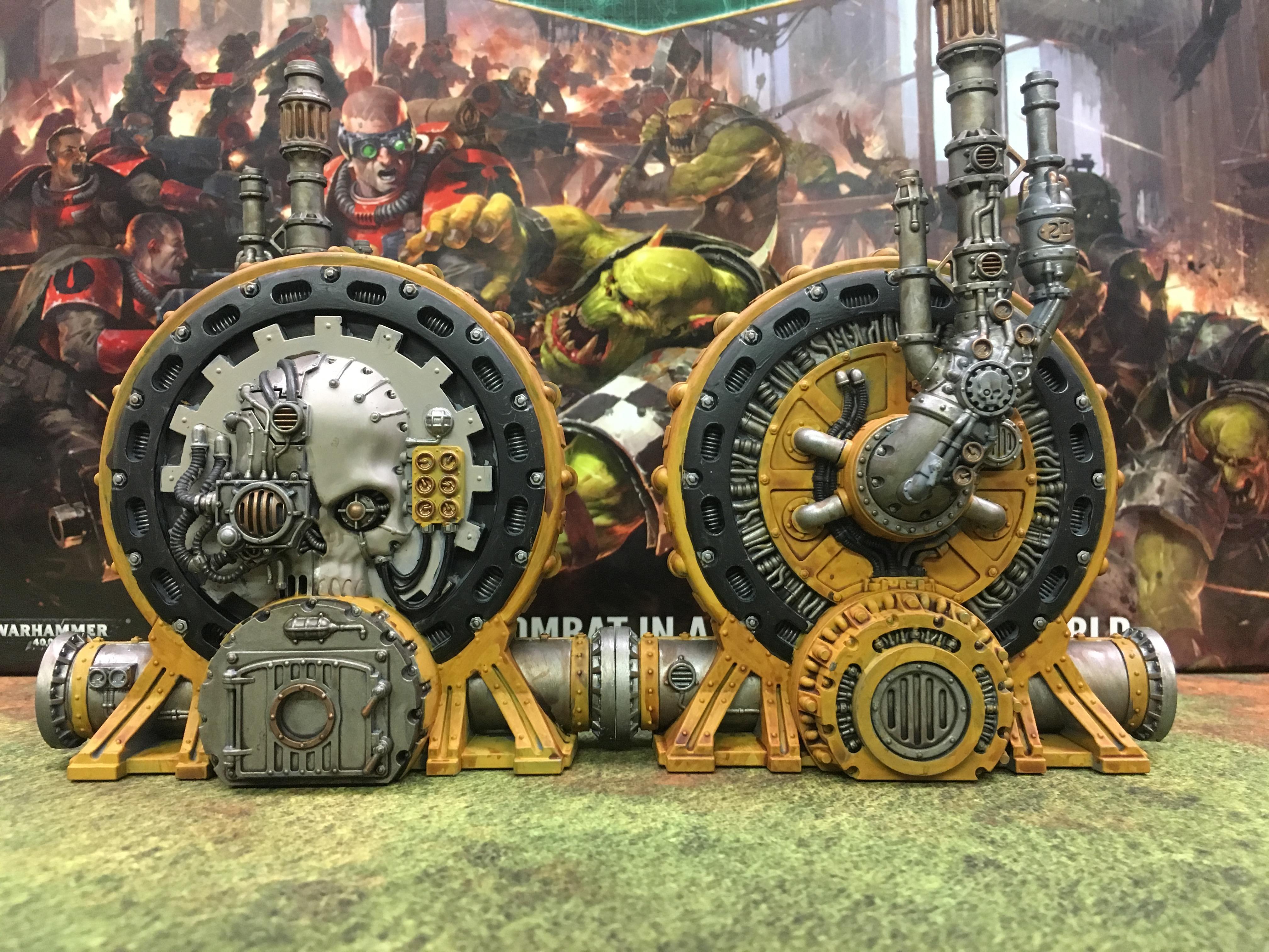 Genestealer Cult, Sector Mechanicus