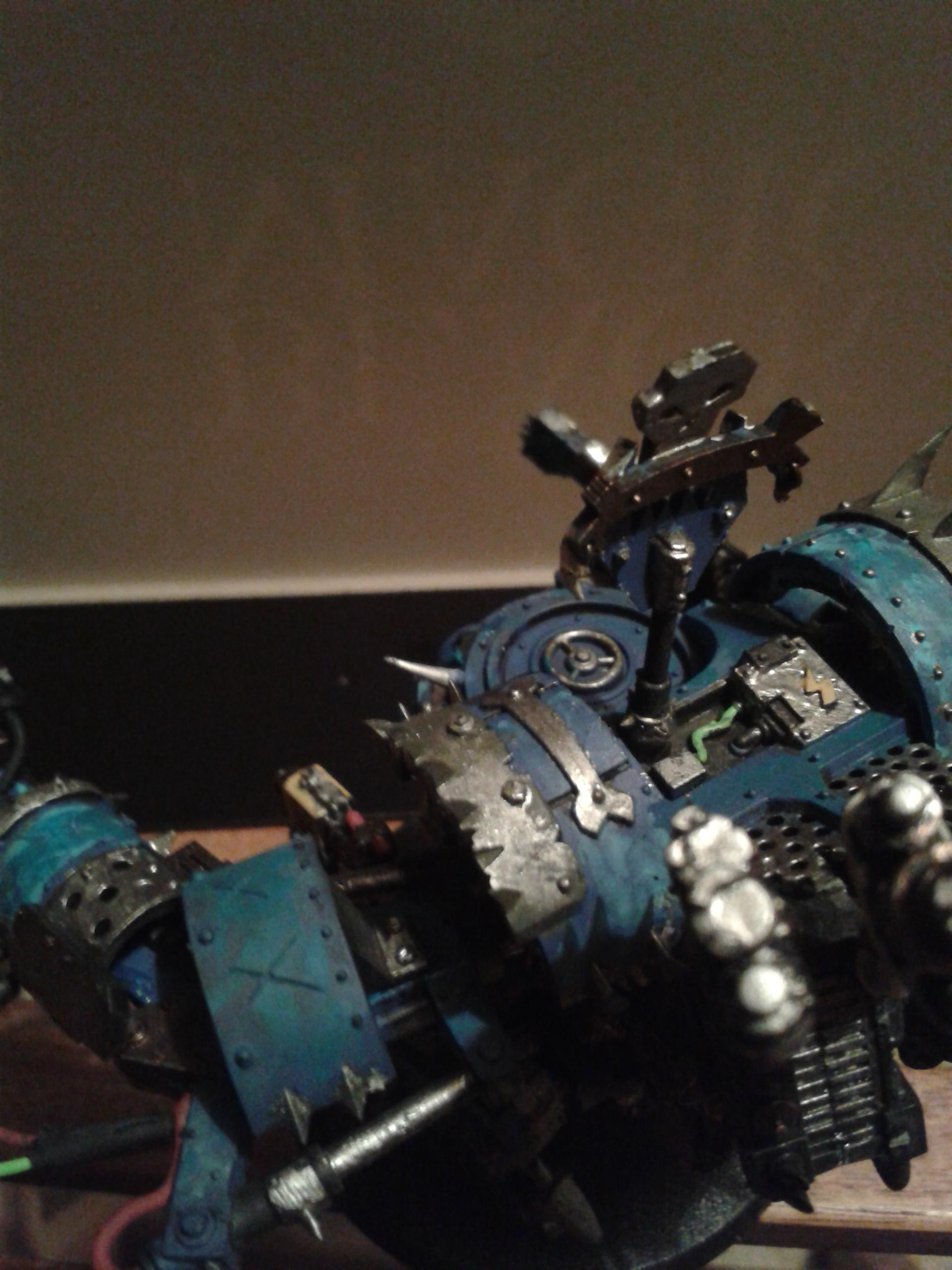 Deff Dread, Orks, Warhammer 40,000