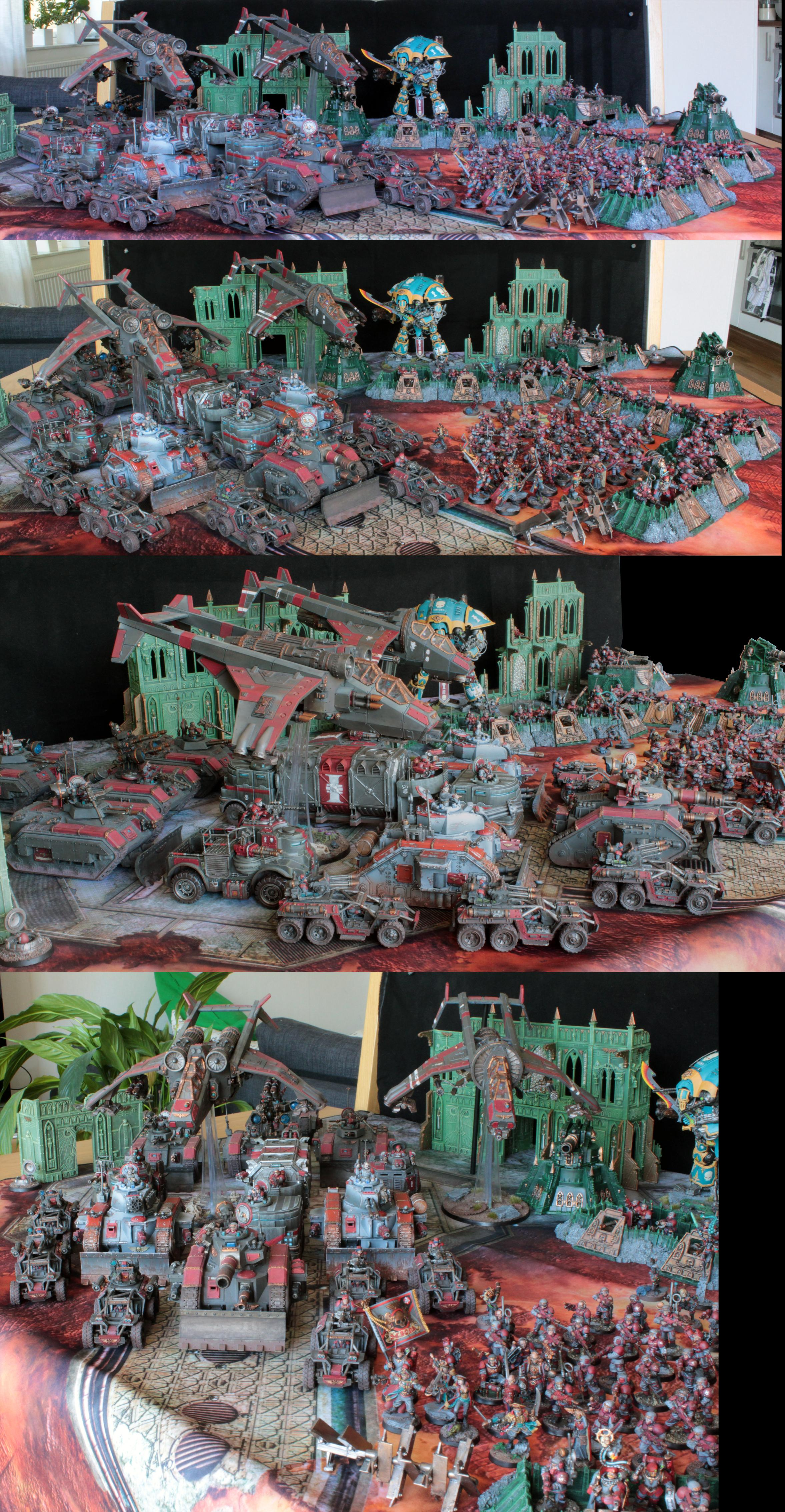 Arkaal, Army, Astra, Display, Guard, Imperial, Inquisition, Militarum, Warhammer 40,000