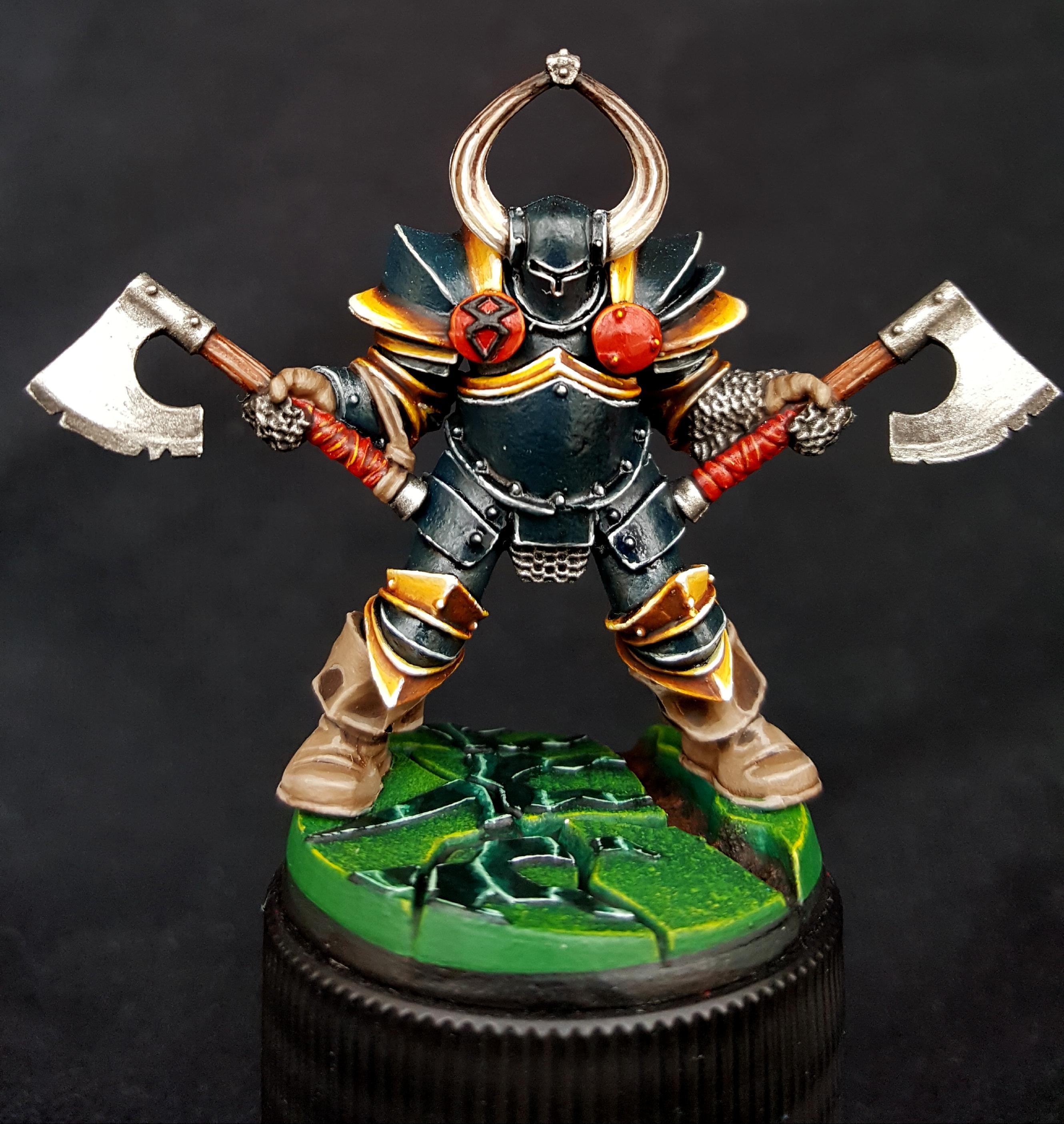 Age Of Sigmar, Chaos, Slaves To Darkness, Warhammer Fantasy
