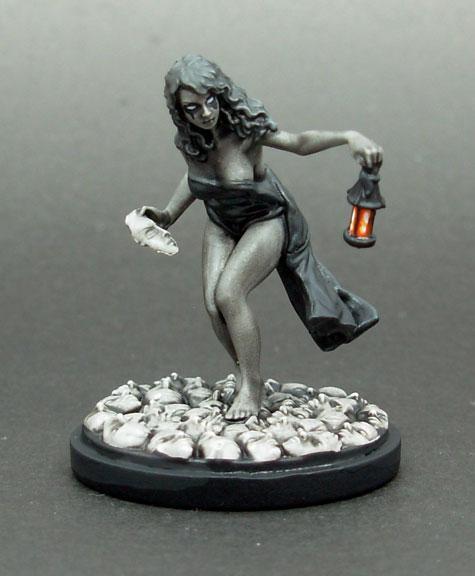 Female, Kingdom Death, Survivor