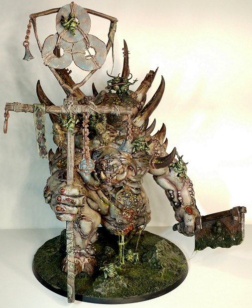 Chaos, Conversion, Great Unclean One, Nurgle