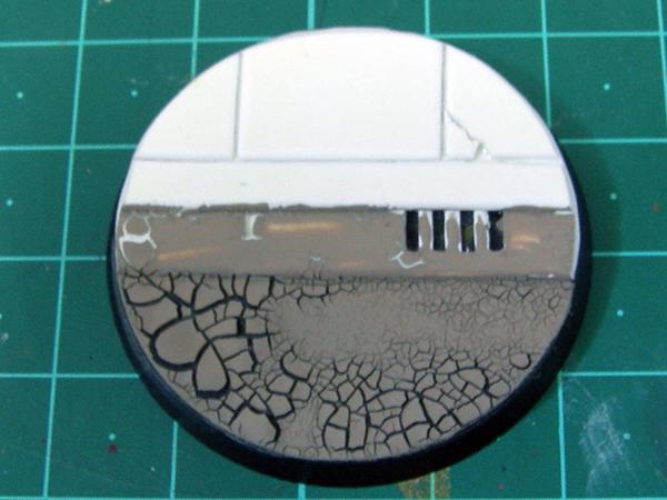 Base, Plasticard, Tutorial