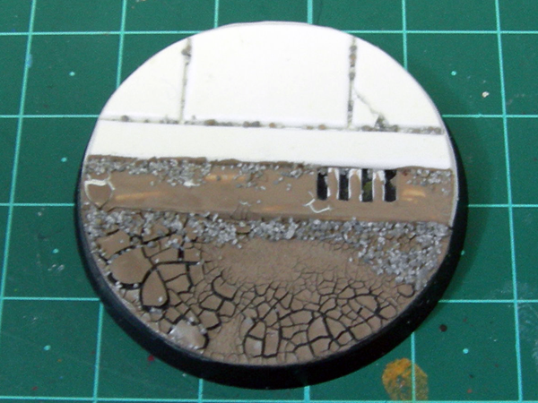 Base, Plasticard, Tutorial