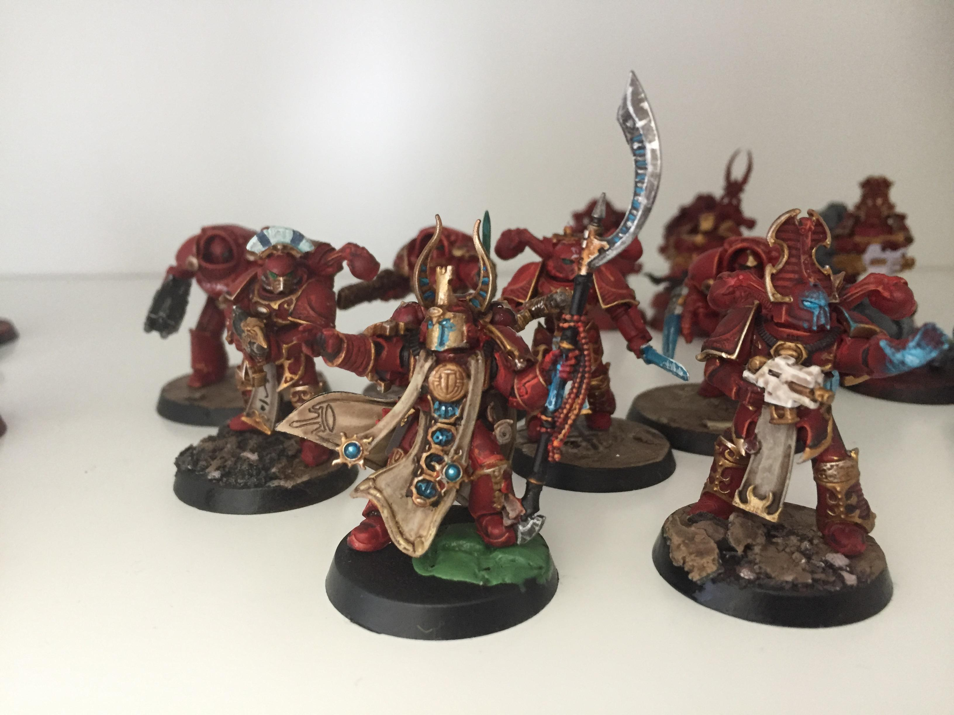 Ahriman and friends