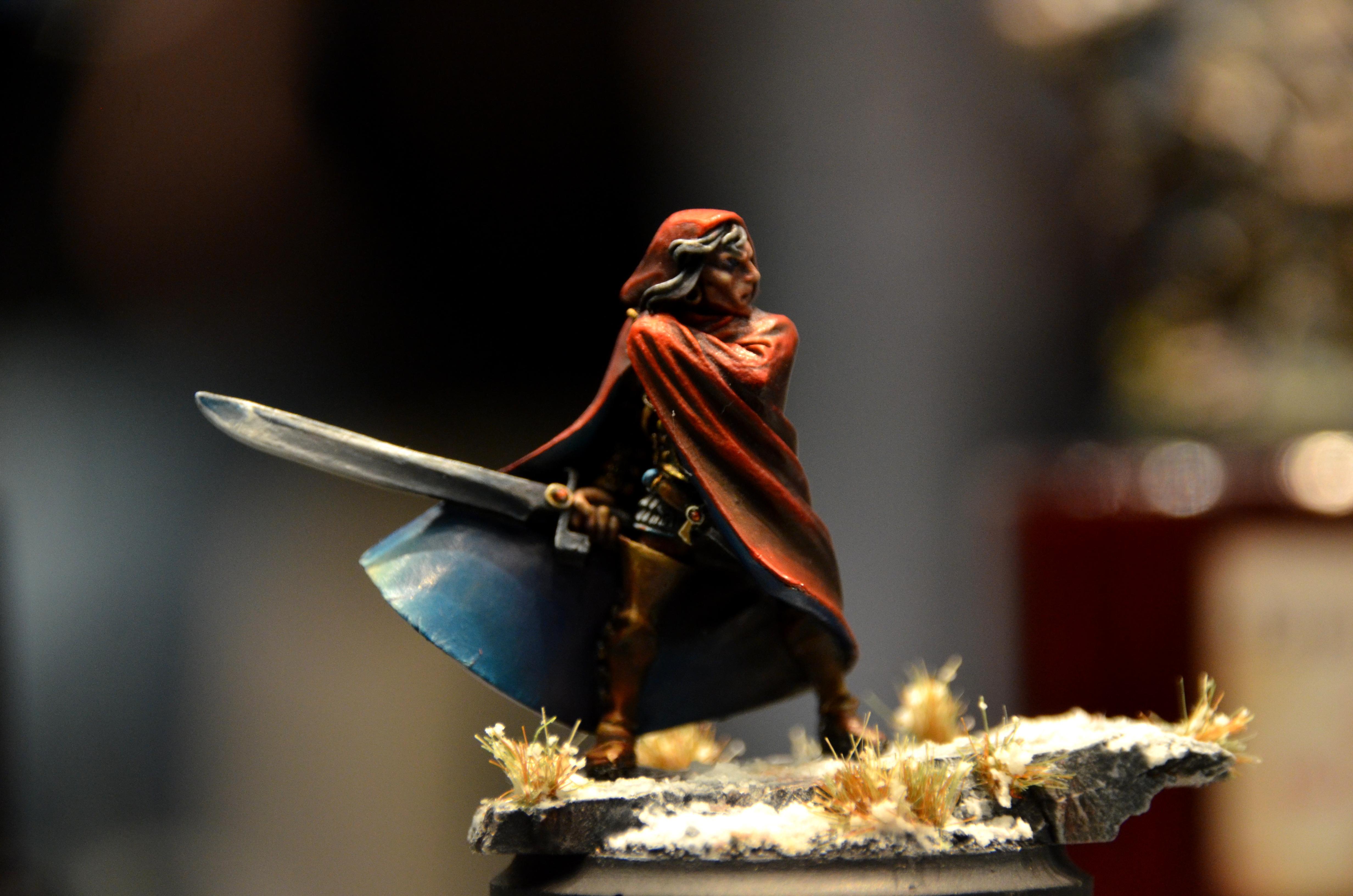 Aenur Elf, Golden Demon, Sigmar, Warhammer Fantasy, Warhammer Fest