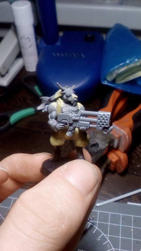 Beastman Guardsman