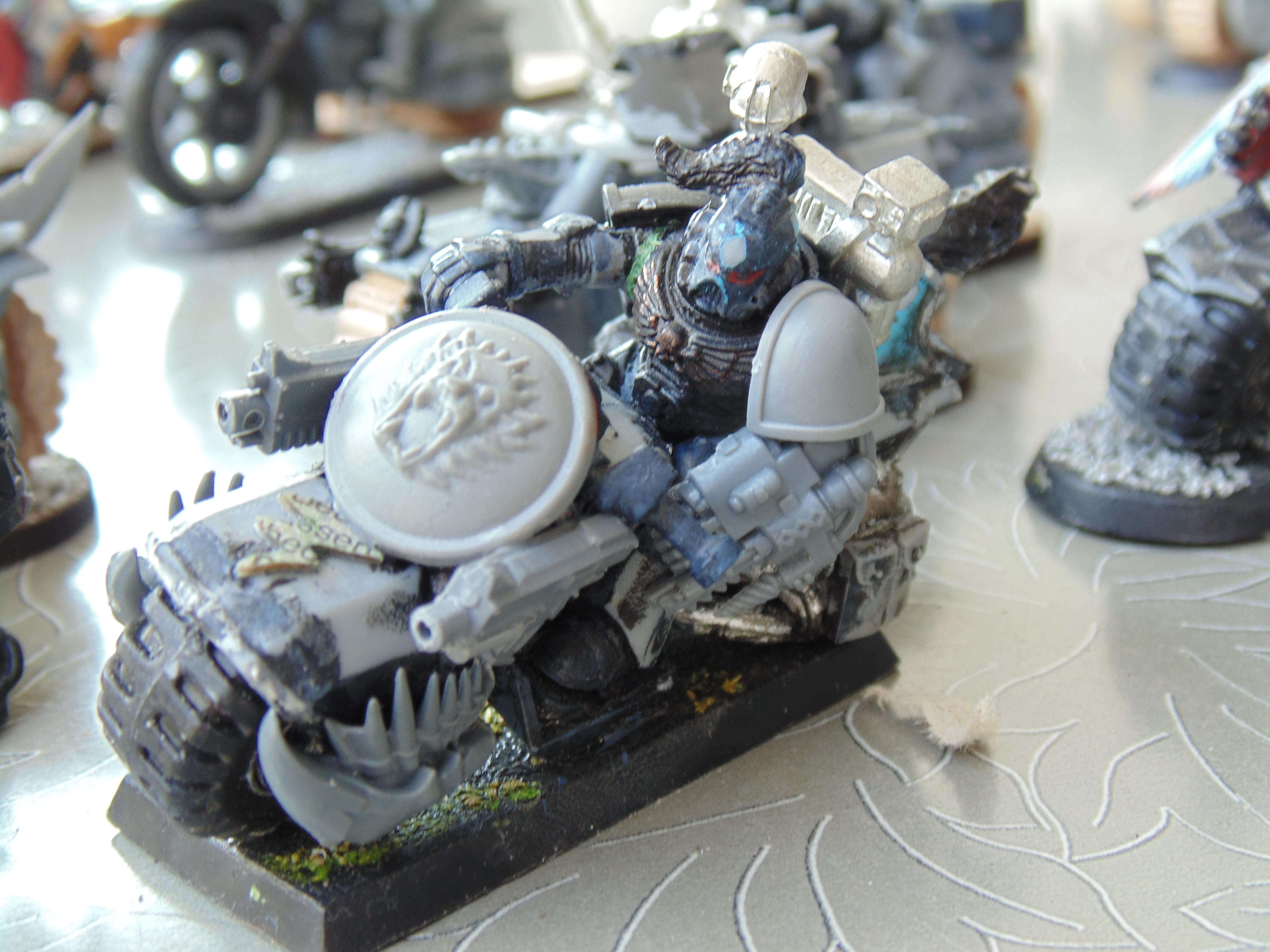 Army, Attack, Big, Bike, Blood, Chaplain, Conversion, Dreadnought, Epistolarii, Huge, Jubai, Kharn, Old, Scars, School, Space Marines, Test, Trike, Trikes, White, Work In Progress, Ws