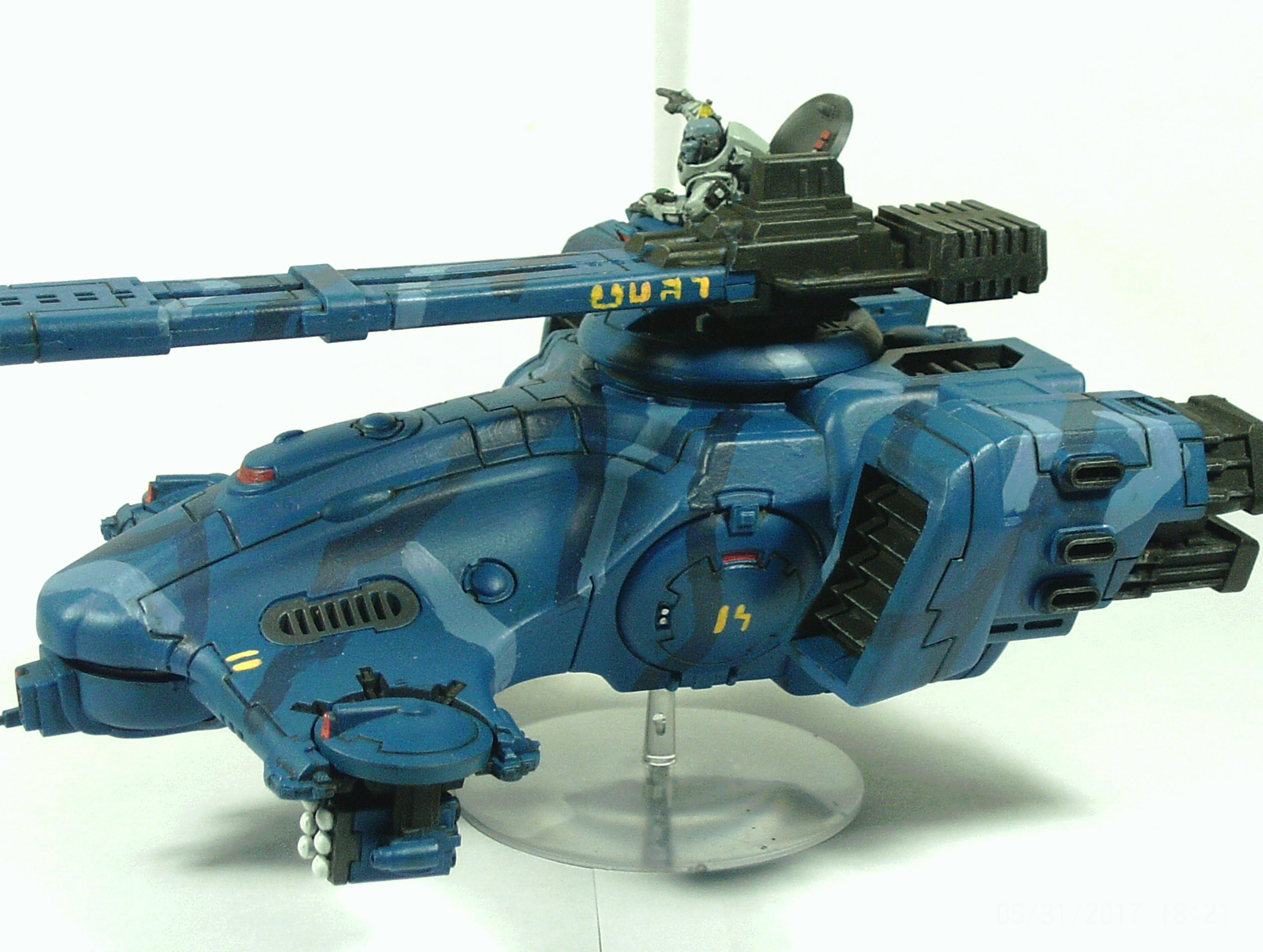 Caste, Devilfish, Fire, Gunship, Hammerhead, Longstrike, Railgun, Tank, Tau, Warriors
