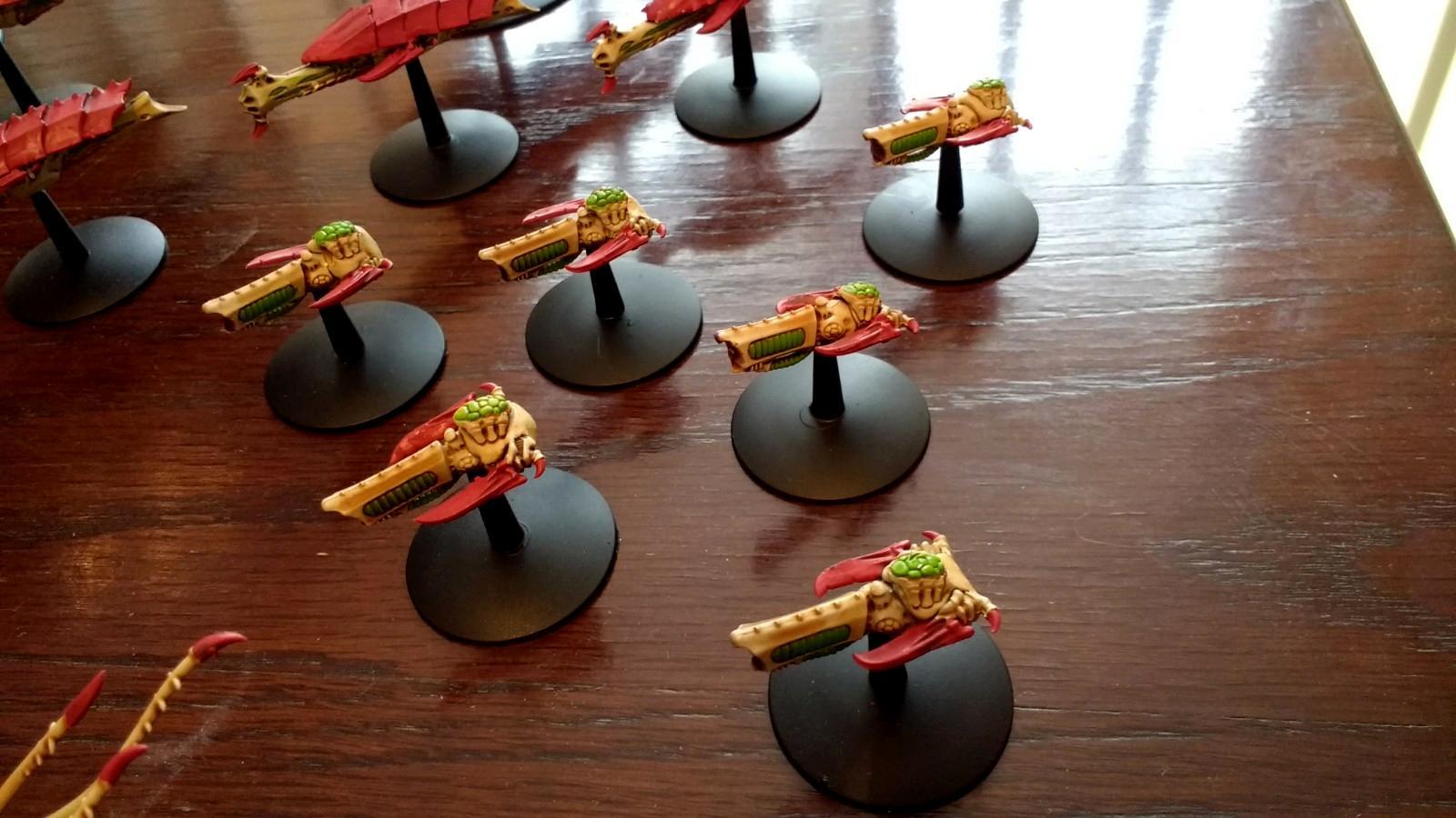 Battlefleet Gothic, Hive Fleet, Kraken, Tyranids