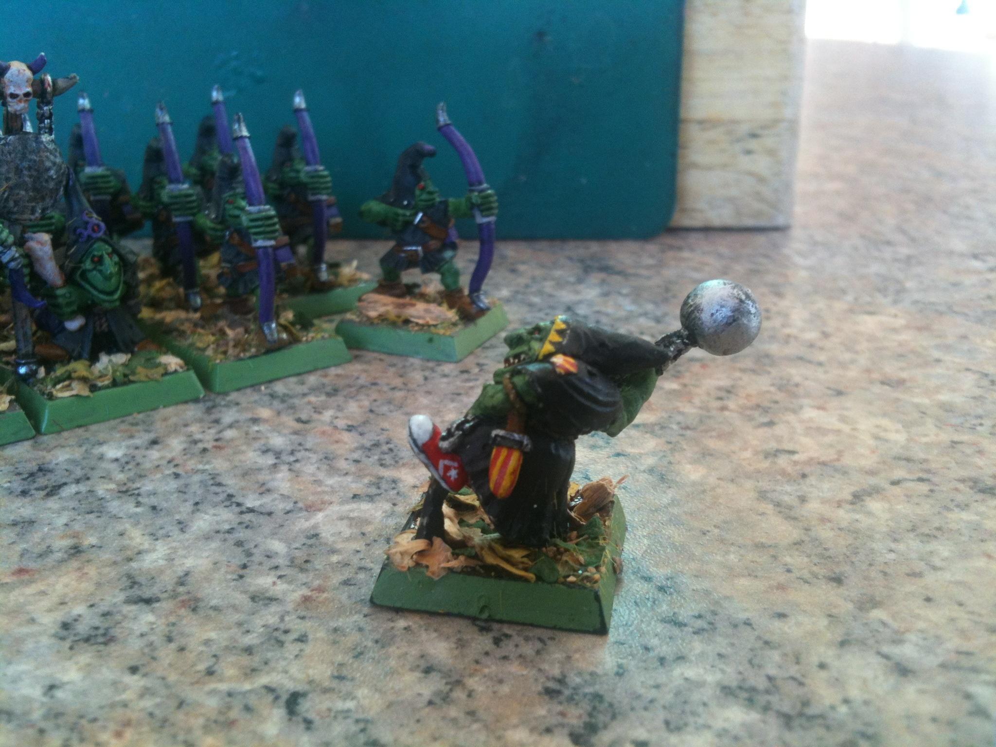 Goblins, Night Goblins, Warhammer Fantasy, Wfb