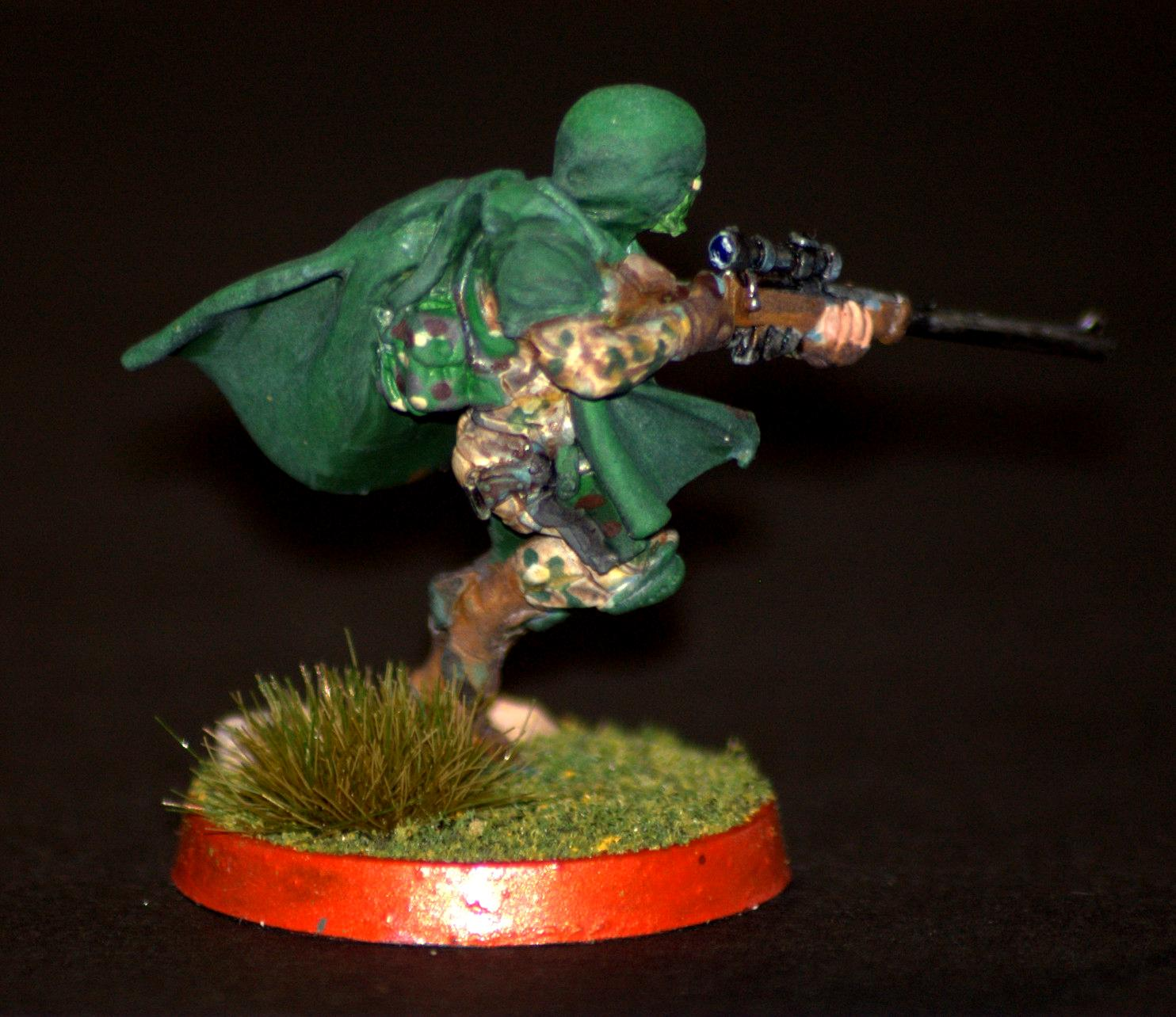 Ariadna, Infinity, Light Infantry, Snipers
