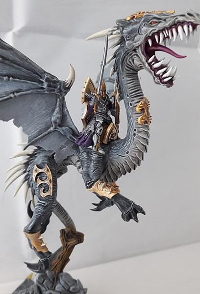 Best Painted, Dark Elves, Dragon, Dread Elves, Ninth Age