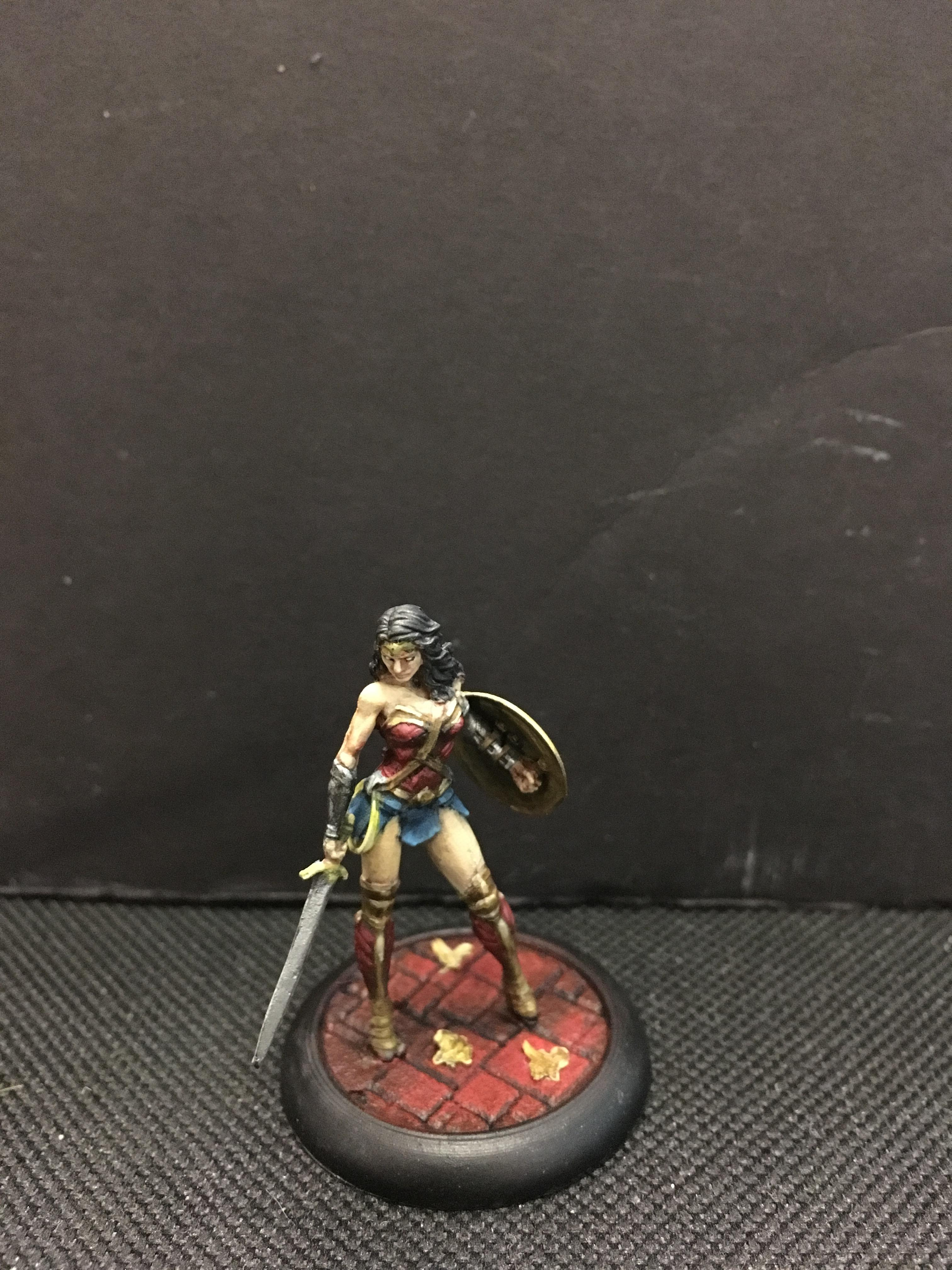 Superhero, Wonder Woman