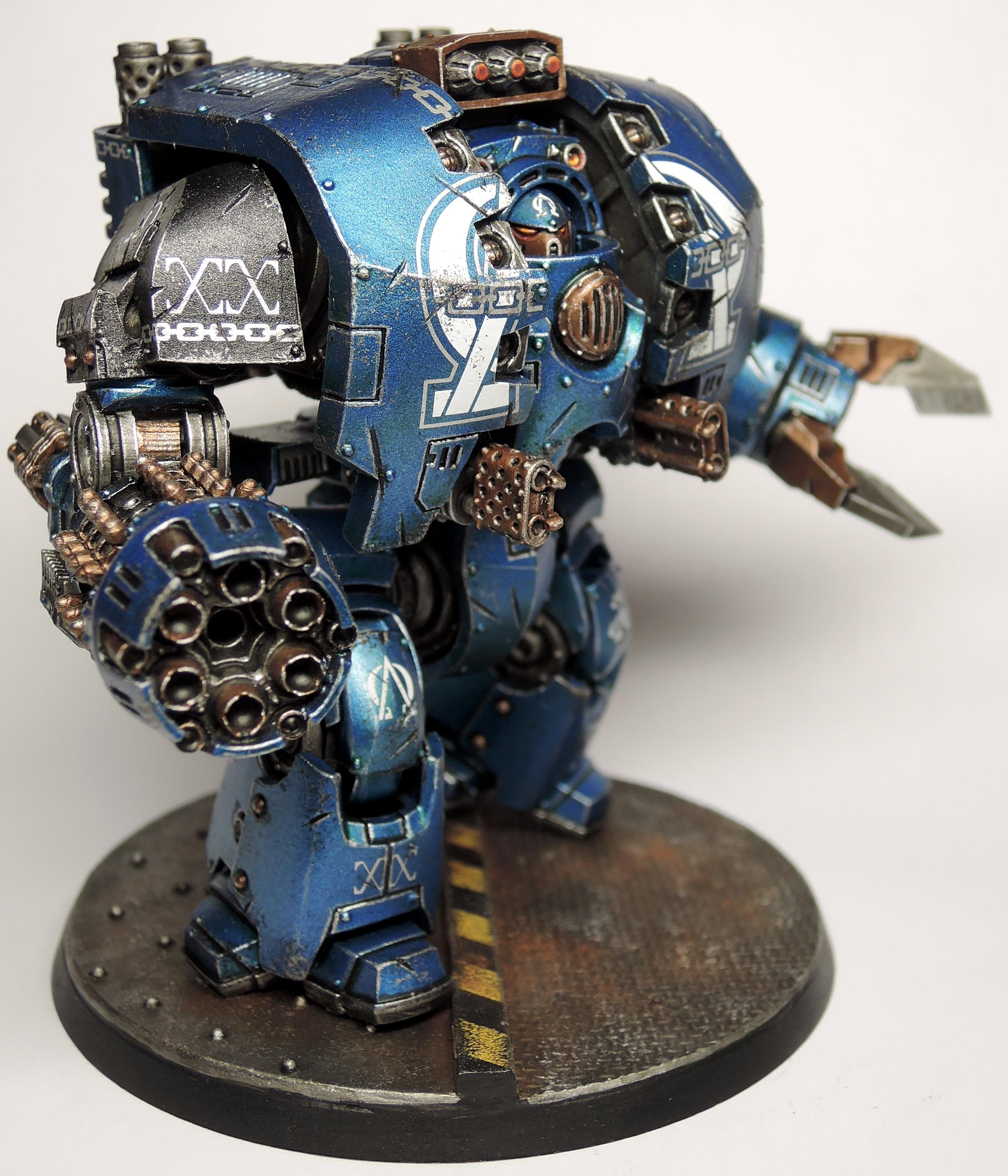 30k, Alpha Legion, Alpharius, Dreadnought, Forge World, Heresy, Horus, Kizzdougs, Leviathan, Metallic, Prospero, Space Marines, Xx