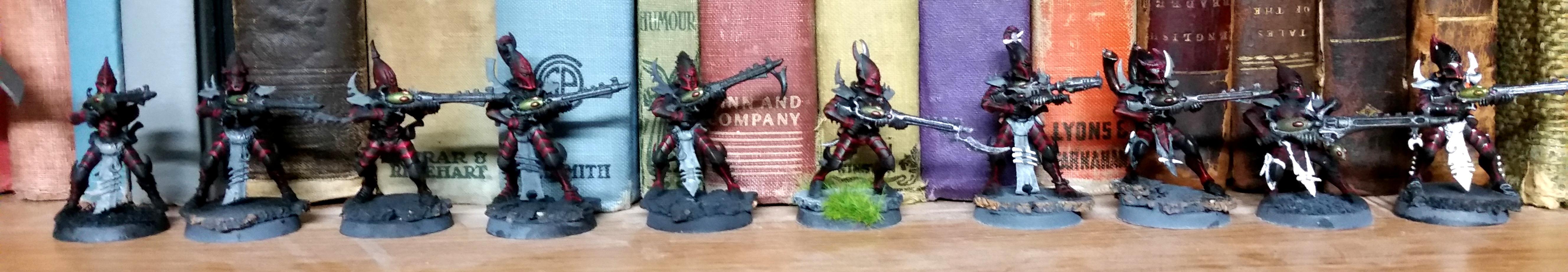 Dark Eldar, Kalabite, Warhammer 40,000