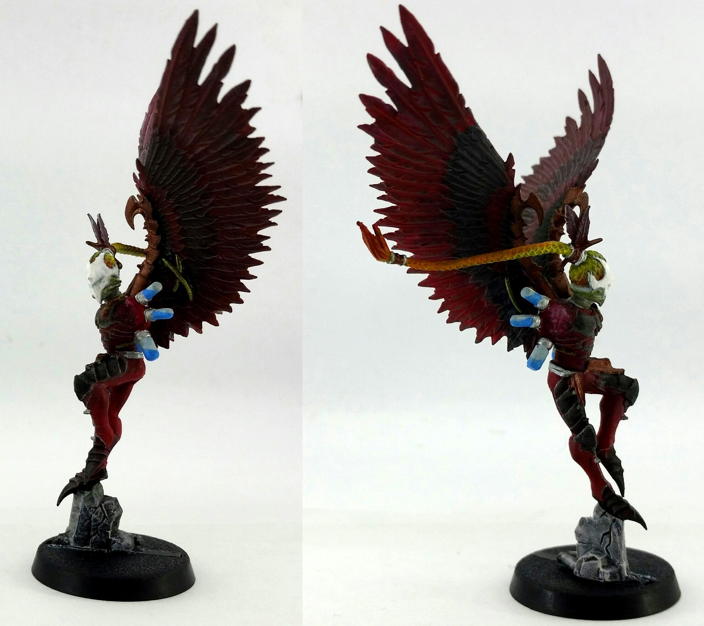 Dark Eldar, Scourge, Solarite, Warhammer 40,000