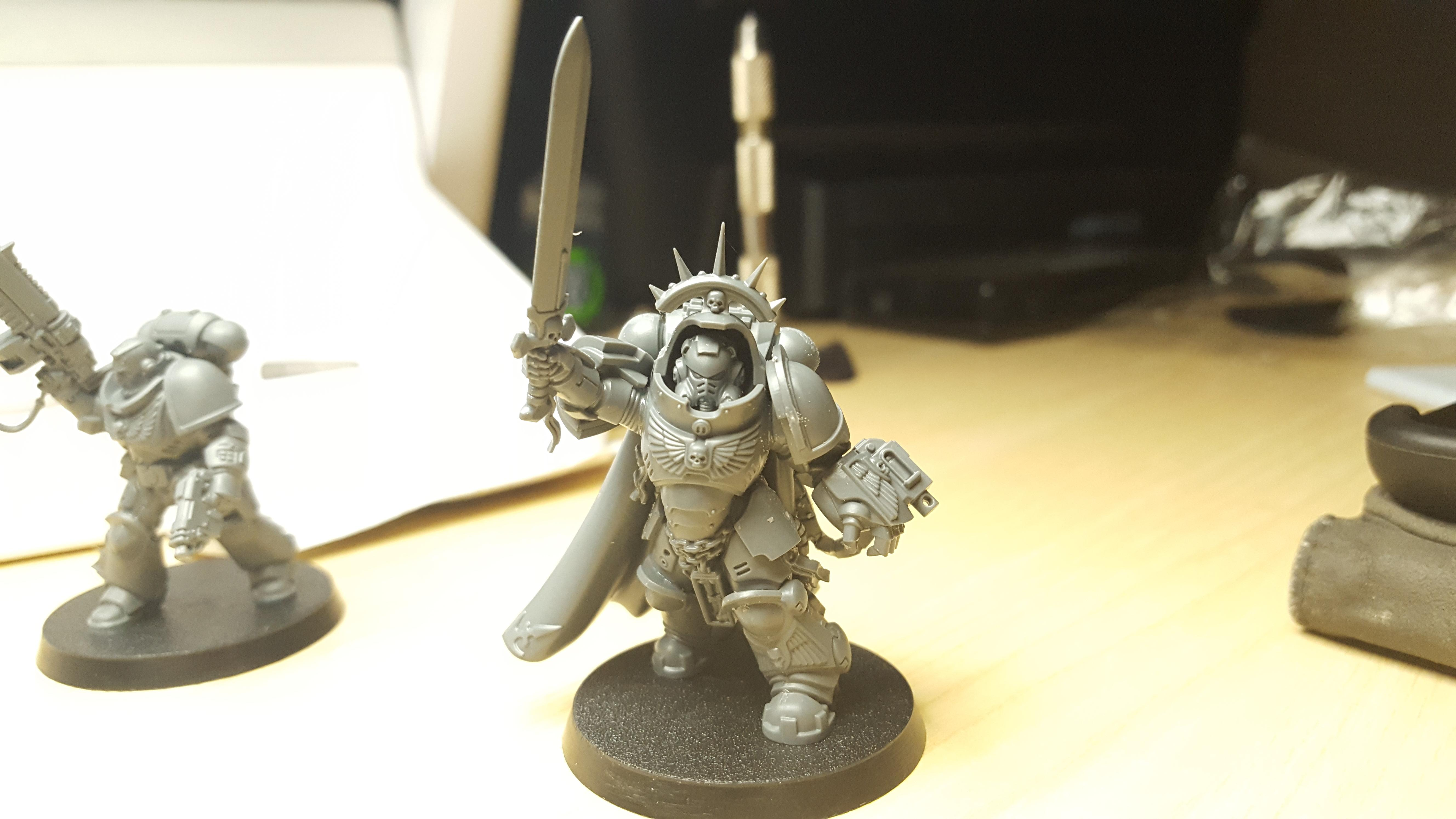 Company Master in Gravis Armour