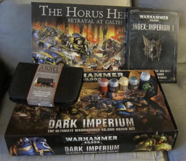 ML FB TF Warhammer 40,000 2 Necron Transfer Sheets