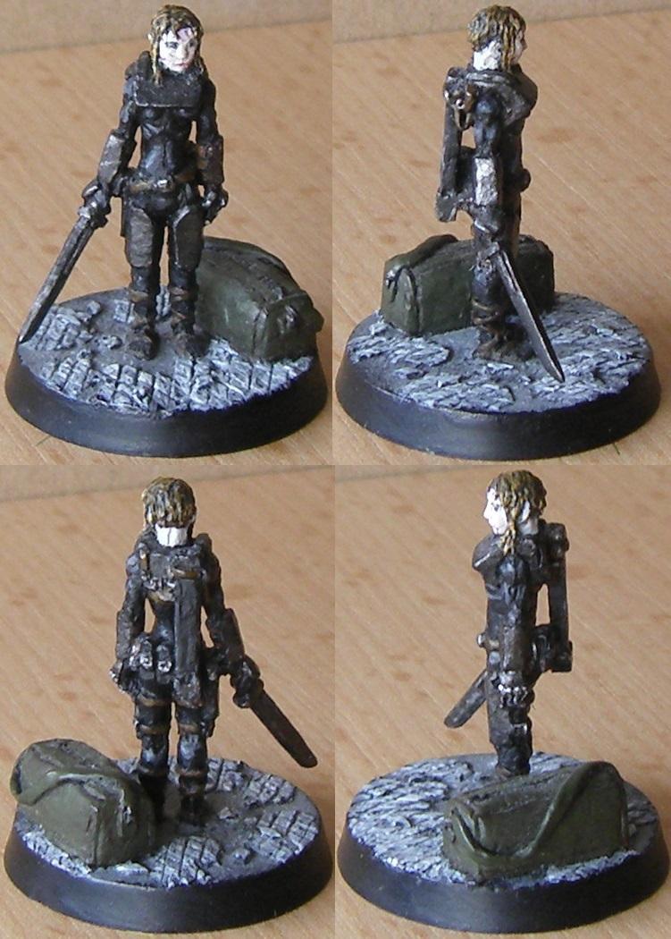 Assassin, Female