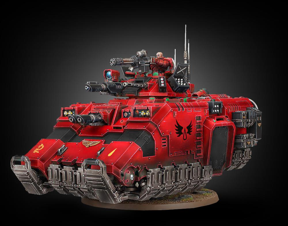 40k New Edition Summary 14th June 17 Lord Duncan Paints