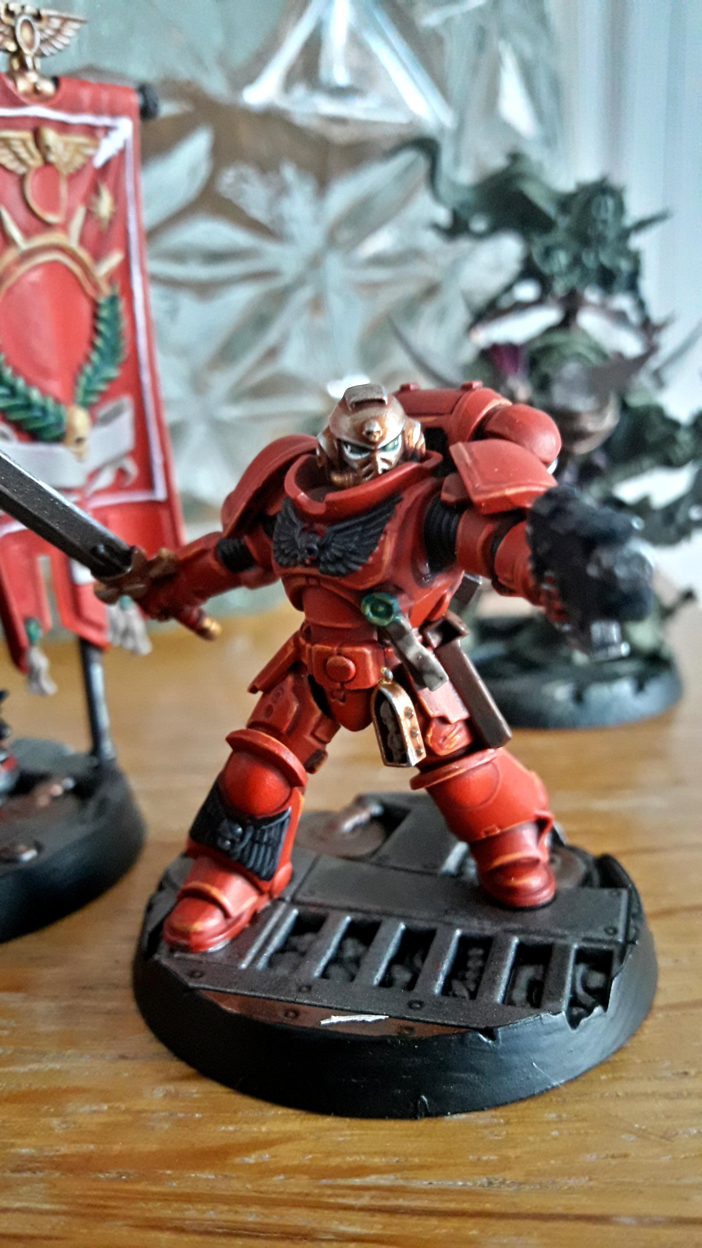 Lieutenant, Primaris, Space Marines