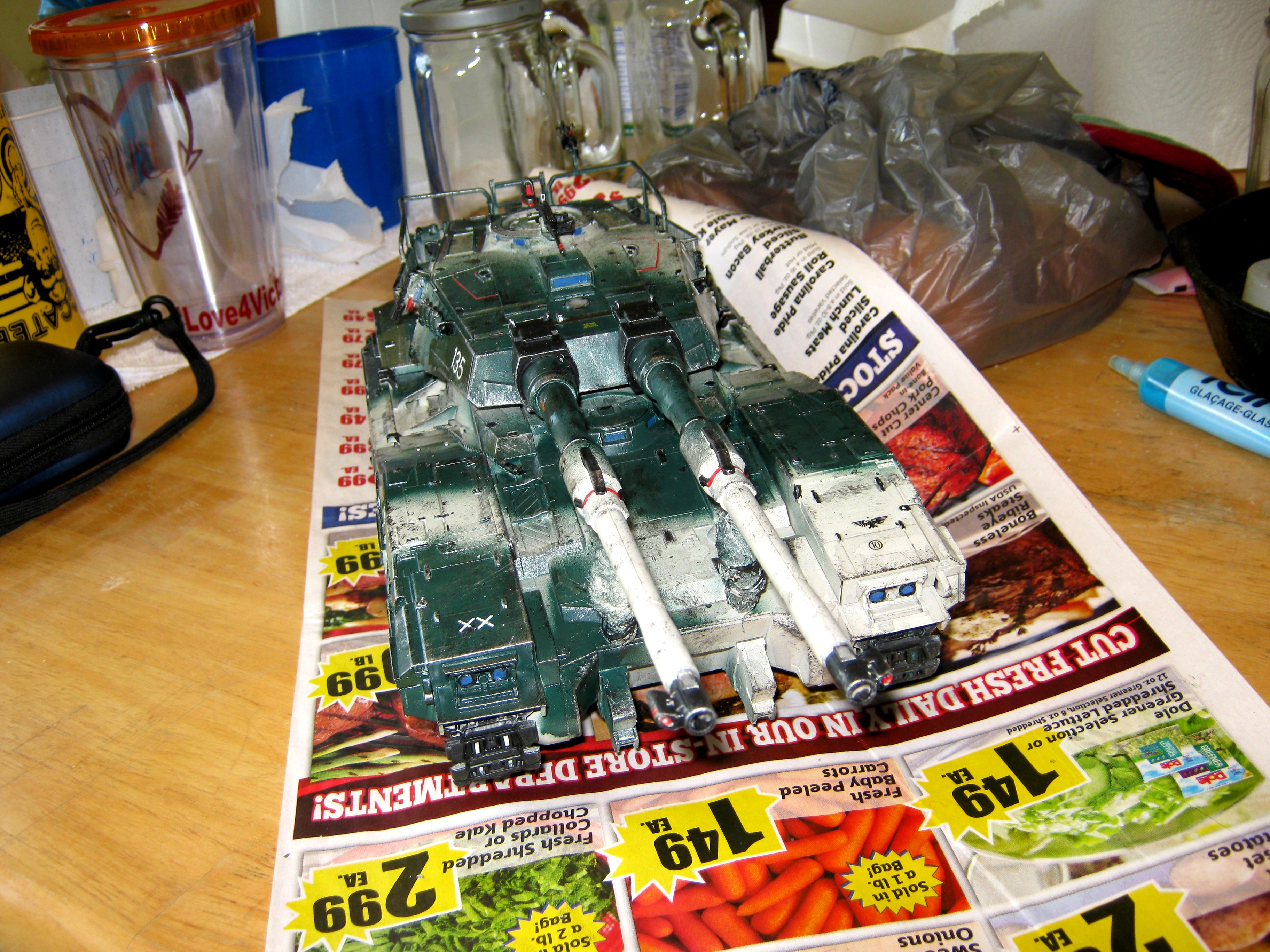 Anime, Conversion, Counts As, Gundam, Imperial, M61a5, Super-heavy, Tank, Tank Destroyer, Type 61