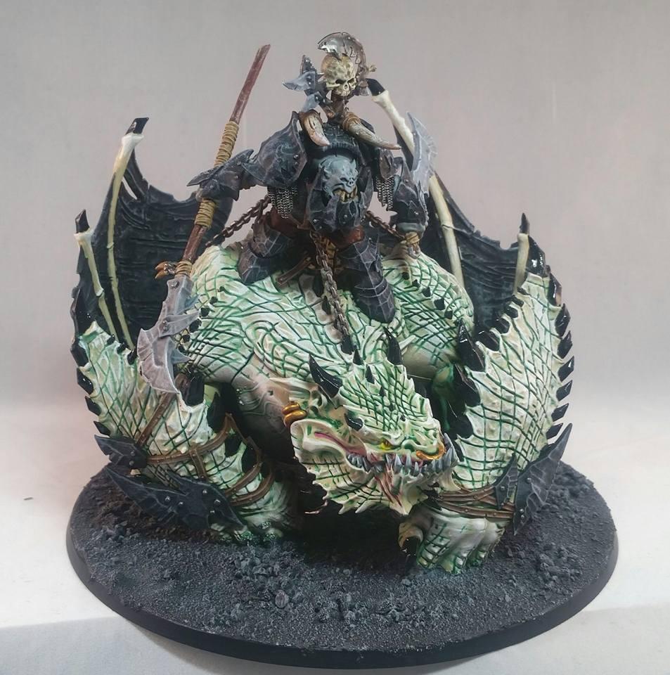 Krusha, Maw, Orcs, Waagh, Warhammer 40,000, Warhammer Fantasy