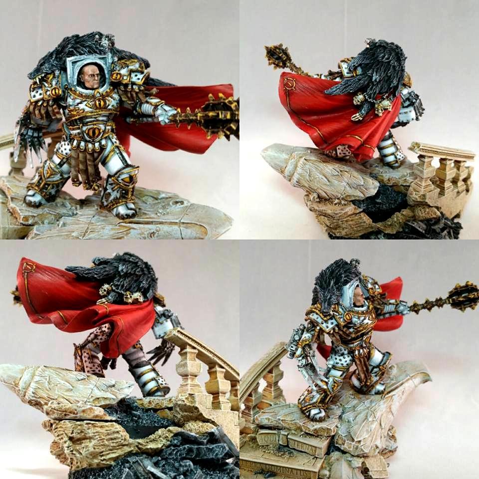 30k, Character, Forge World, Horus, Leader, Primarch, Warhammer 40,000, Warhammer Fantasy, Warmaster