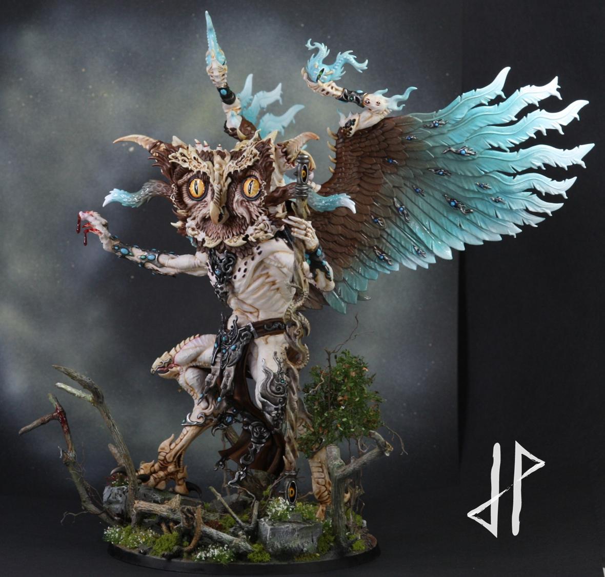 Change, Daemons, Greater, Owl
