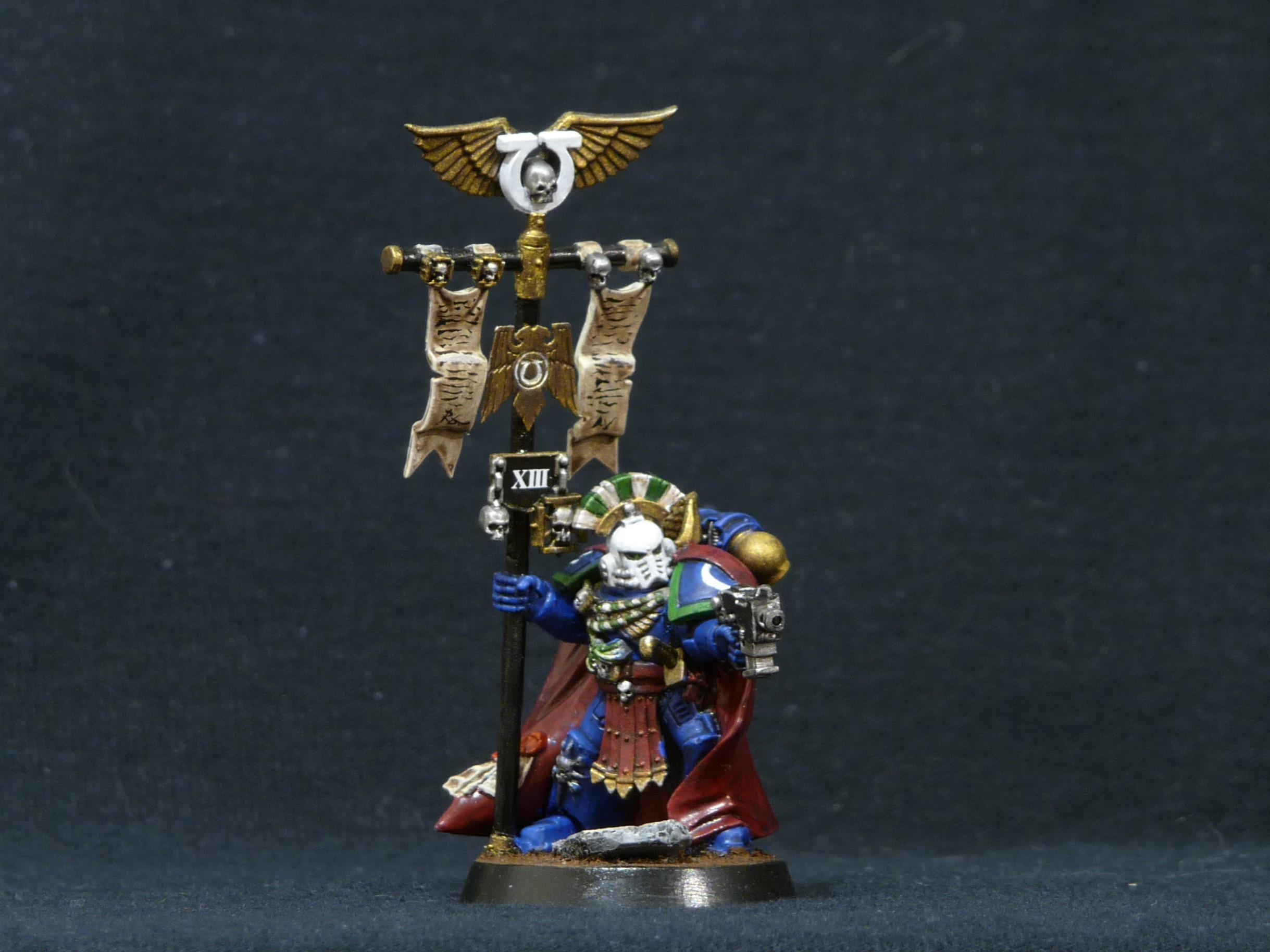 Assault On Black Reach, Captain, Conversion, Remus Ventanus, Standard