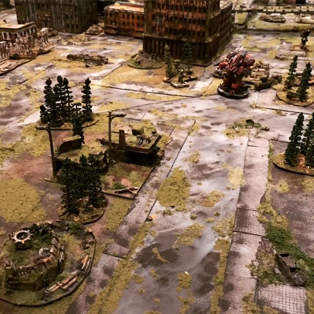 Buildings, City, Dropzone Commander, Dzc, Terrain, Warhammer 40,000