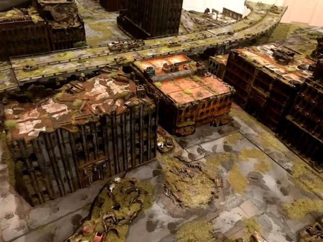 Buildings, City, Dropzone Commander, Dzc, Terrain, Warhammer 40,000